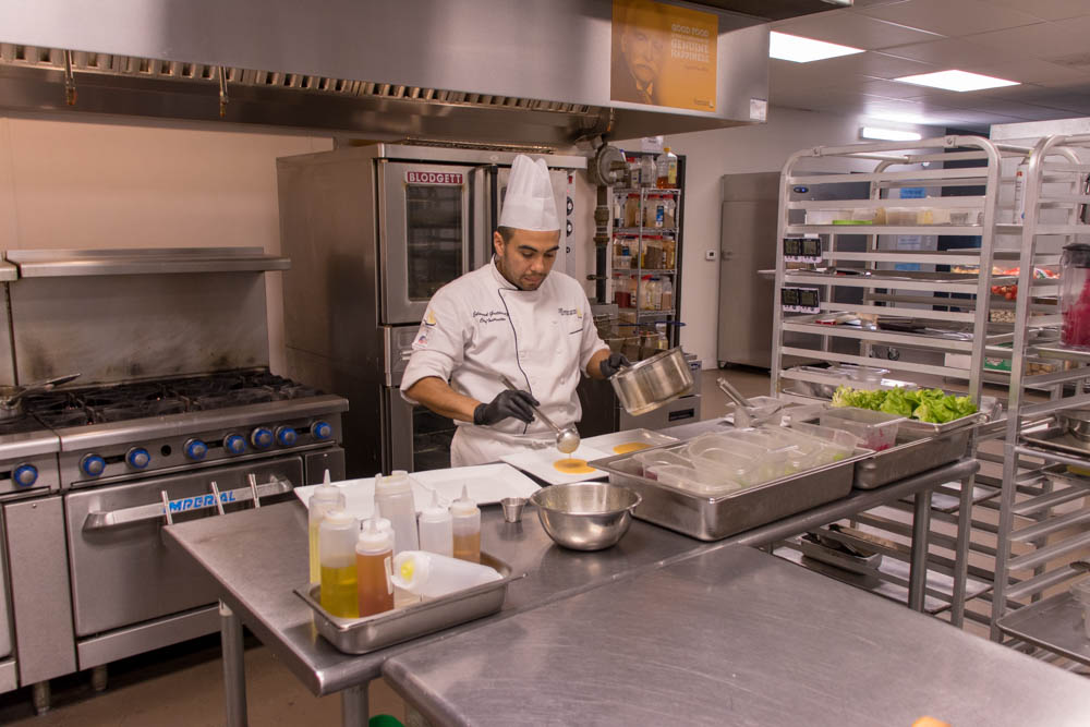 Chef Spotlight: Certified Executive Chef Edward Gutierrez