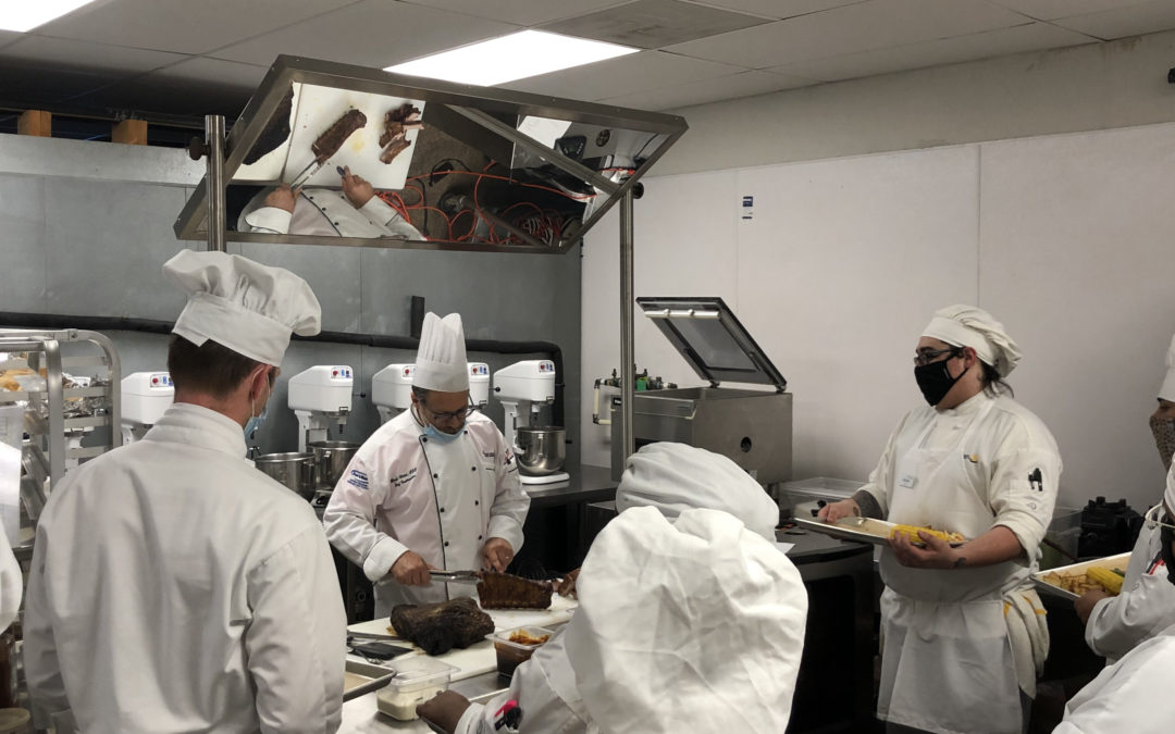 Q&A with CSFTW Chef Instructor Mark Hitri