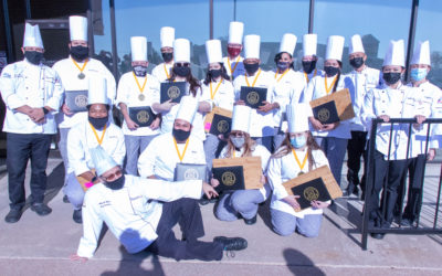The Culinary School of Fort Worth Welcomes New Alumni in December 2020