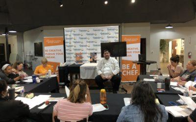 CSFTW's Summer Culinary Educator's Workshop