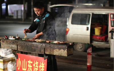 My Experience with Chinese Street Food by CSFTW Student Chef Tei Kue