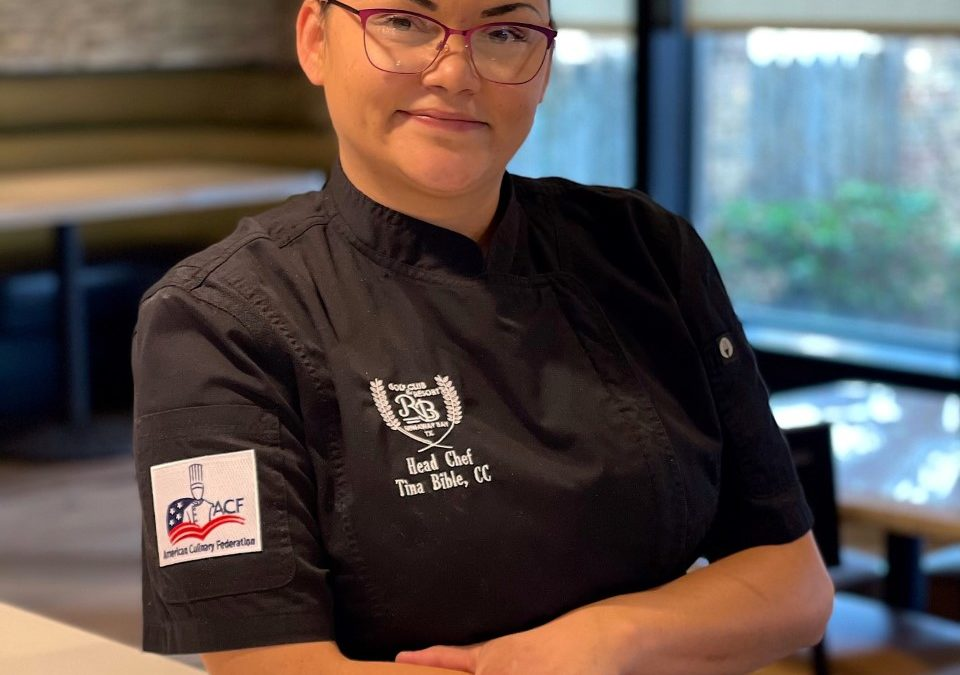 CSFTW Alumna Promoted To Head Chef